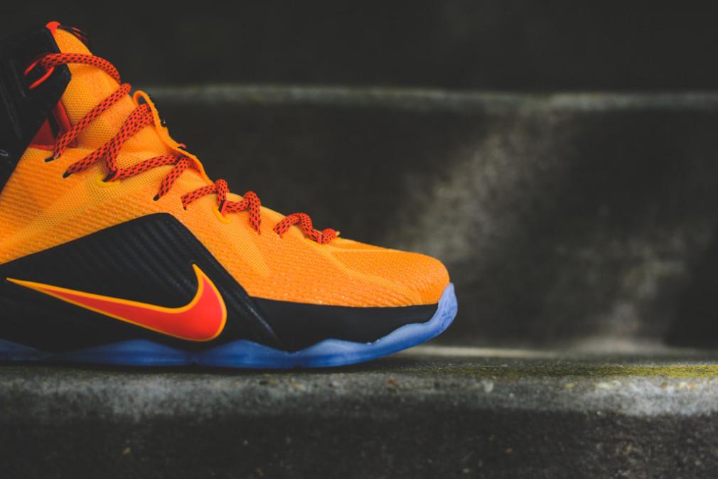Nike LeBron 12 'Cleveland'