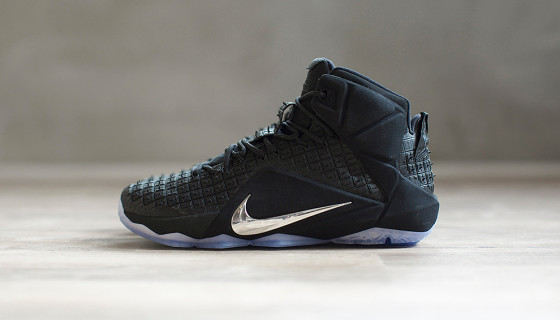 "Nike LeBron 12 EXT ""Rubber City"""