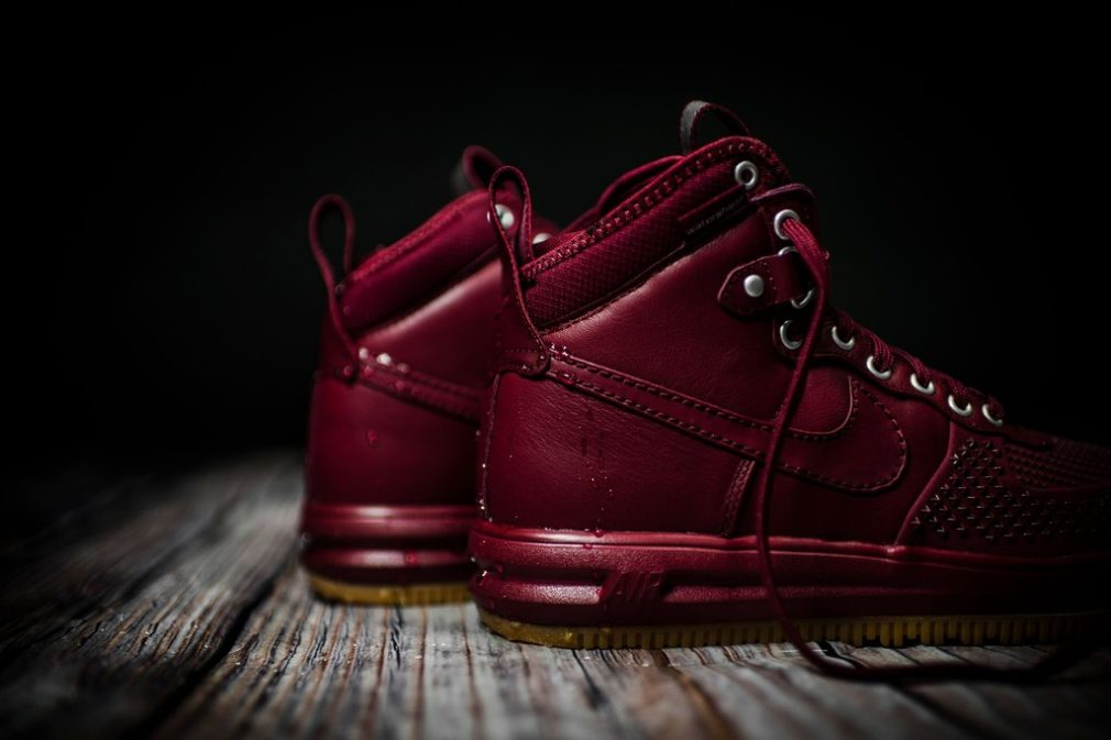 Nike Lunar Force 1 duckboot 2016 FW