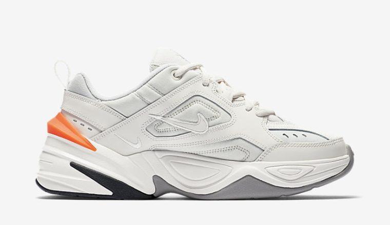 Nike M2K Tekno White Orange : Official