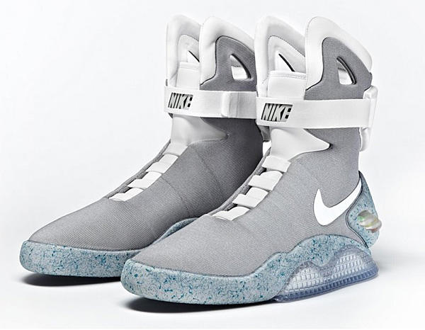 The Nike MAG being auctioned again? | WAVE®