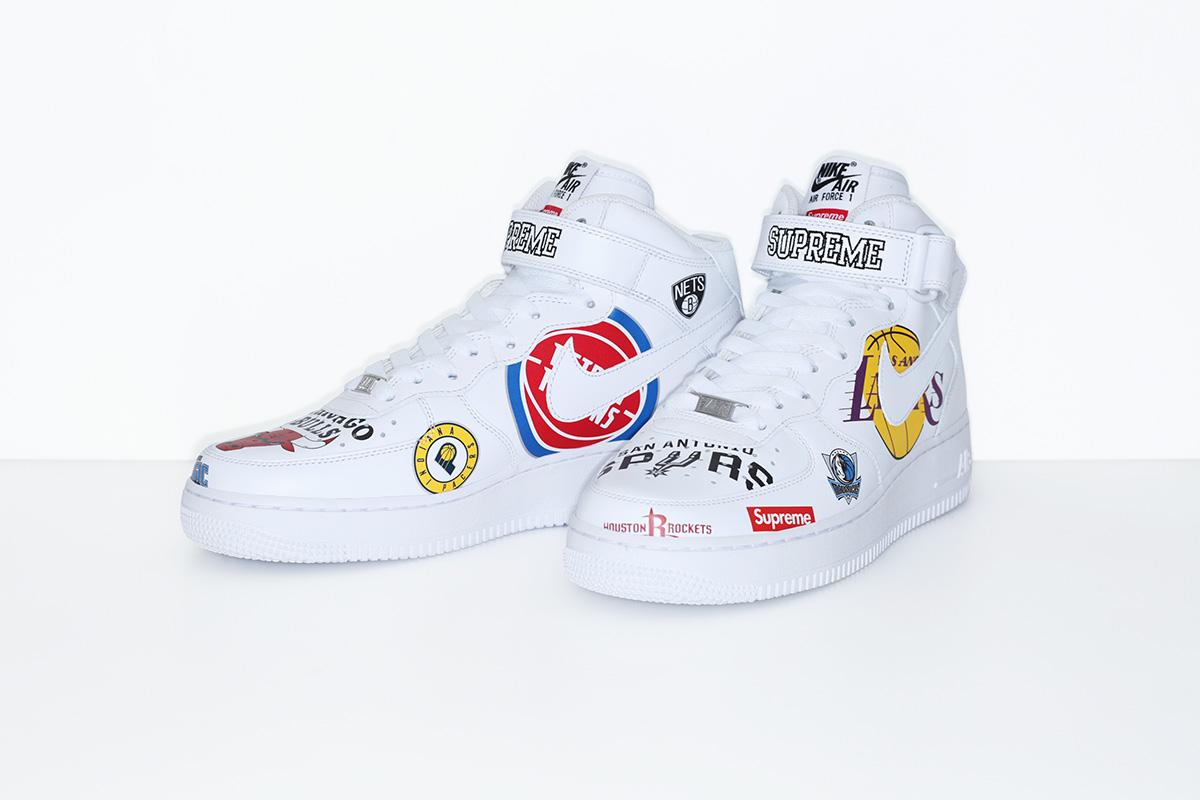 Nike x NBA x Supreme SS18 : Release Date | WAVE®