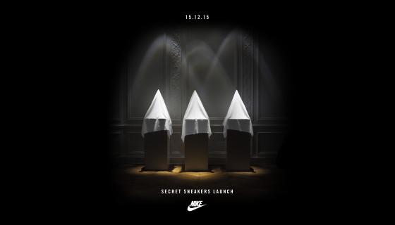 Nike NSW Secret Sneakers Launch