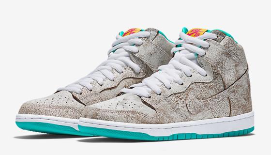 Nike SB Dunk High « Flamingo »