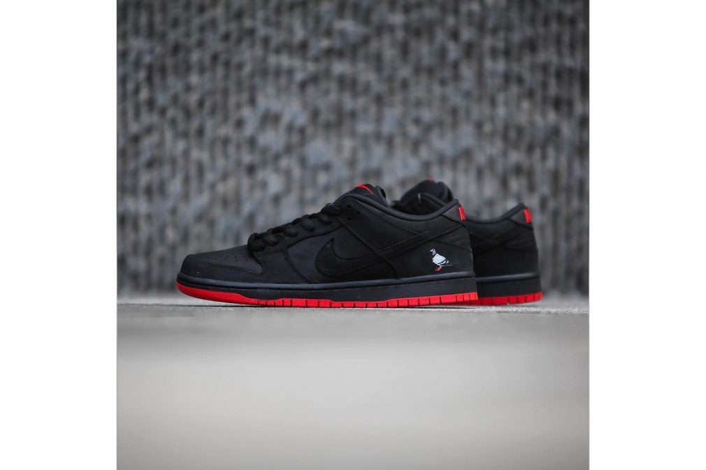 Nike SB Dunk Low Staple Black Pigeon release date