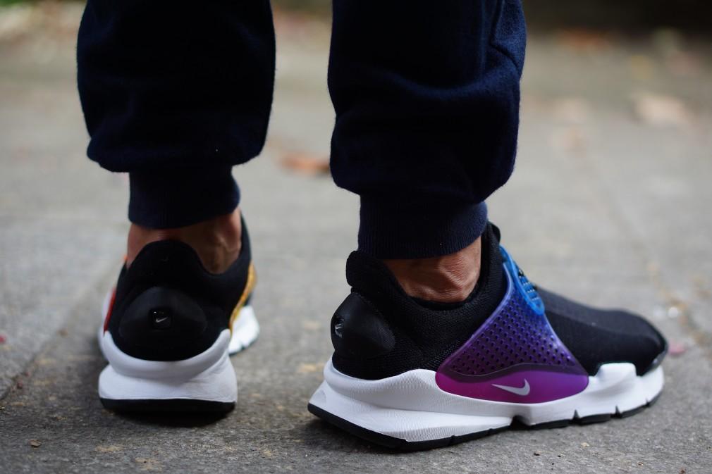 """nike shox des femmes de ce - Nike Sock Dart """"Be True"""""""