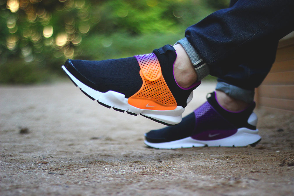 NIKEiD Sock Dart Gradient Options