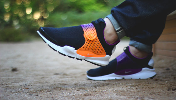 NIKEiD Sock Dart Gradient Options Disponible
