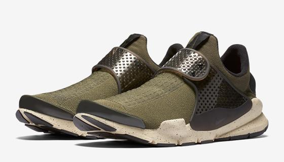Nike Sock Dart SE Cargo Khaki