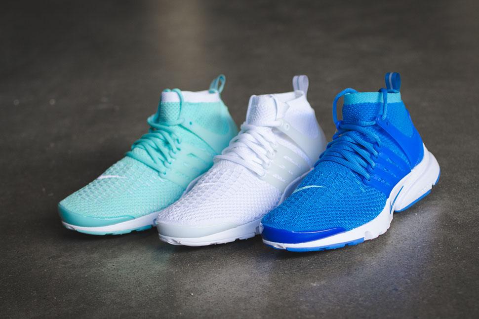 Nike Presto Haute Blanche