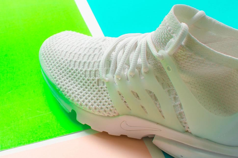 Nike Presto Blanche Haute