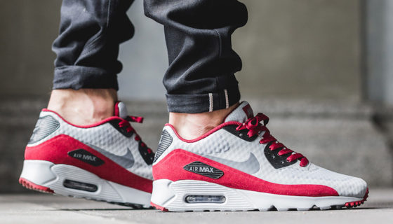 Nike Air Max 90 Ultra Essential Team Red