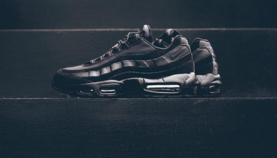 Nike Air Max 95 Essential Black Anthracite