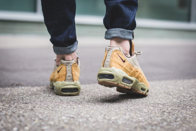 Nike Air Max 95 Wheat