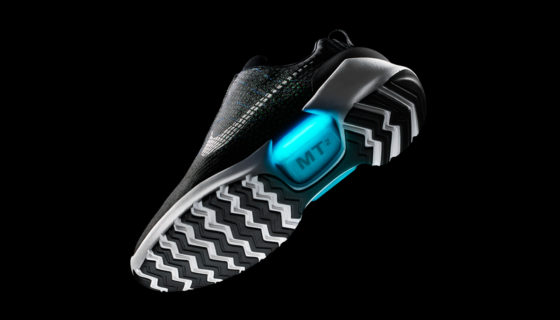 Une date de sortie pour la Nike HyperAdapt 1.0