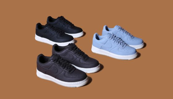 NikeLab Air Force 1 Tonal Pack