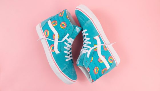 Odd Future x Vans Donut Collection