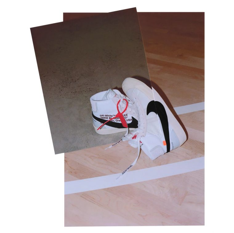 Off-White x Nike The Ten