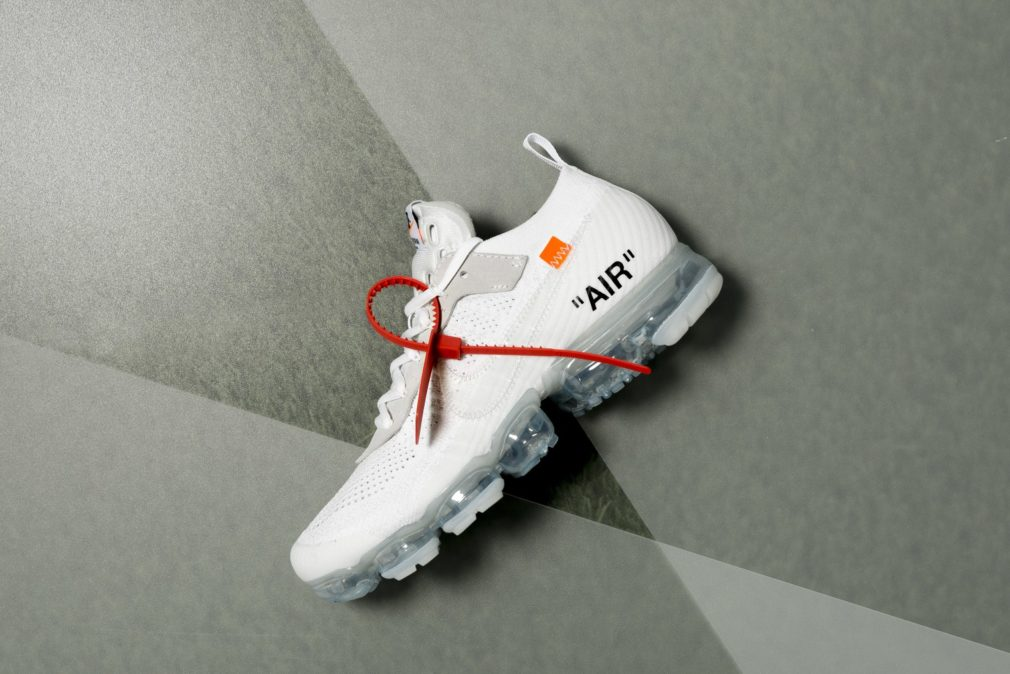 Off White x Nike Air Vapormax White