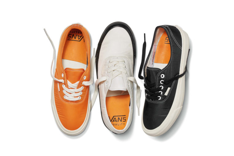 Our Legacy x Vans Vault collection