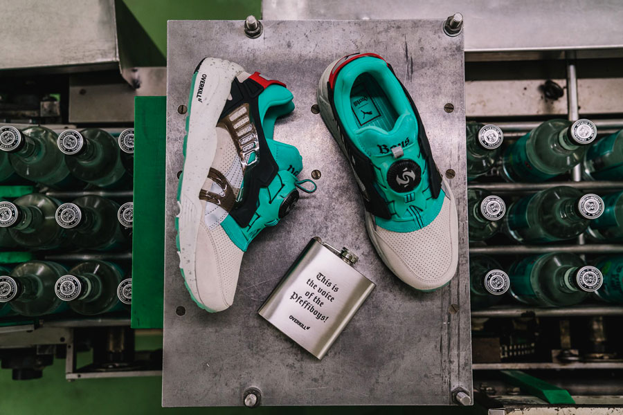 Overkill x Puma Pfeffiboys Pack : Release Date | WAVE®