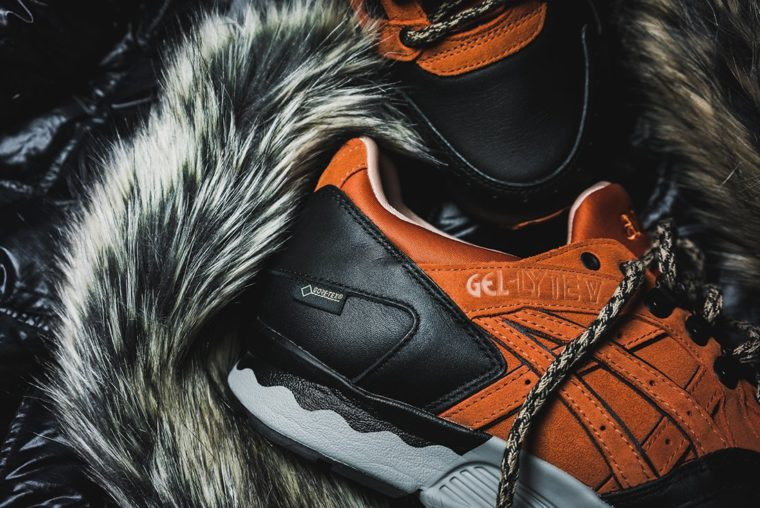 Packer x Asics Gel Lyte 5 Scary Cold