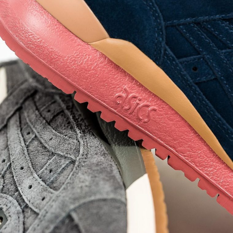 Packer Shoes x J Crew x Asics