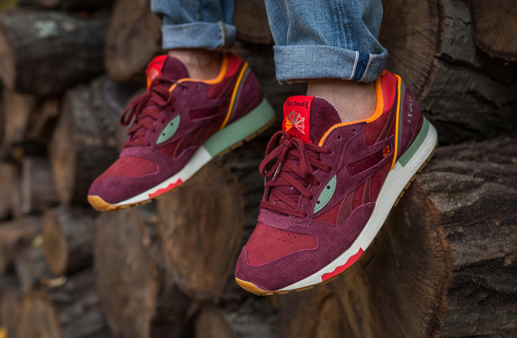 Packer Shoes x Reebok LX8500