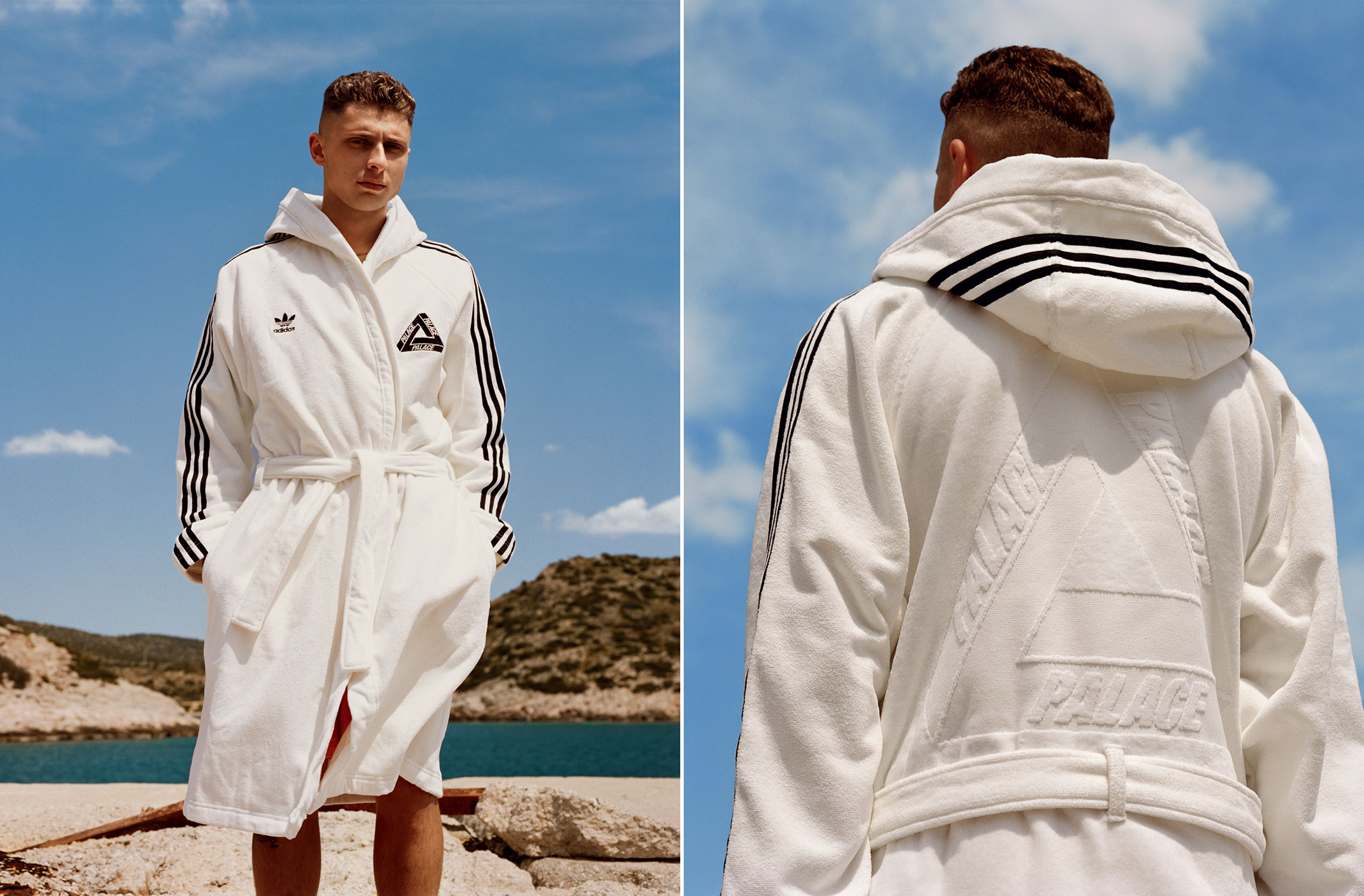 Originals Ss17 X LookbookWave® Palace Adidas 1FKJ5ucl3T