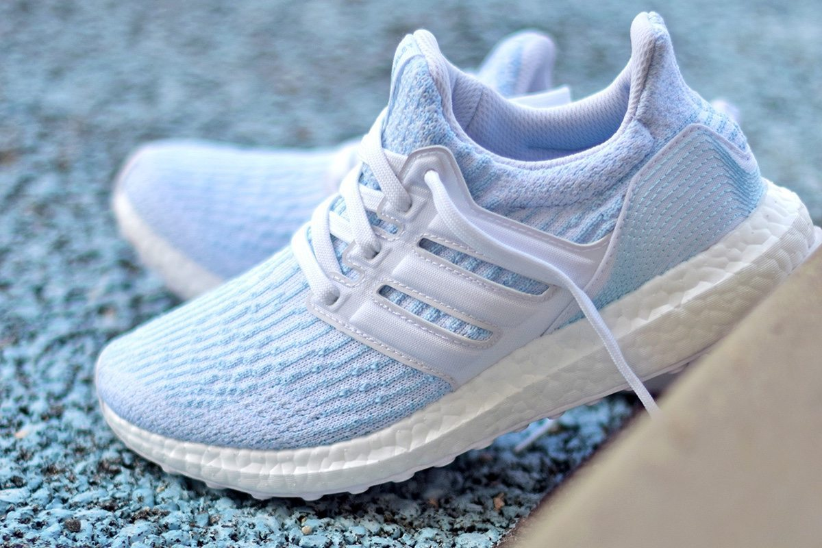 Parley X Adidas Ultra Boost 3 0 Ice Blue Wave 174