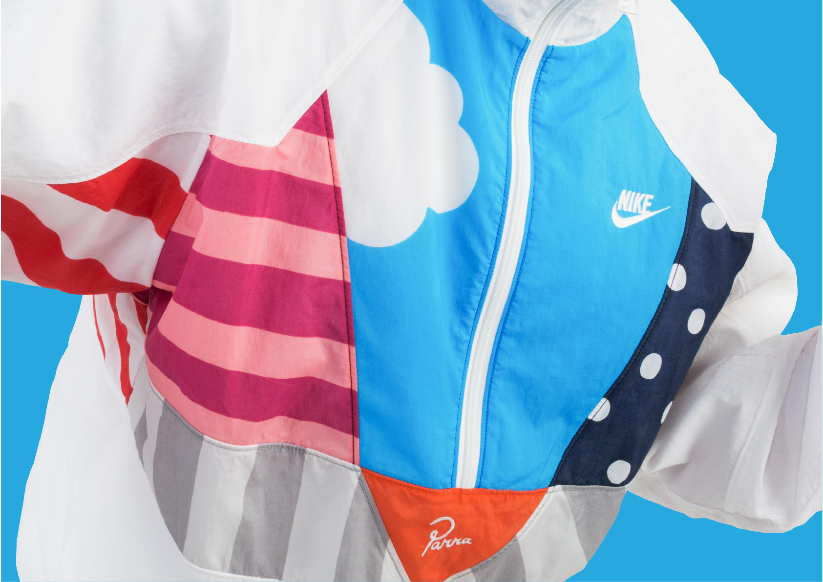 La collection Nike x Parra comportera 3 paires et une ...