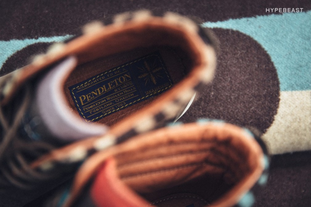 Pendleton x Taka Hayashi x Vans Vault F/W 2015 Capsule Collection