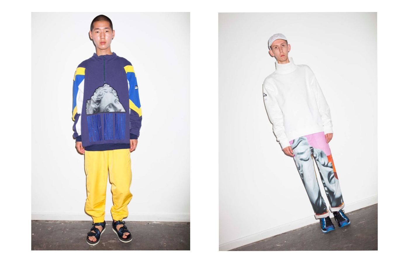 ed8ed5c95a06 Perks And Mini SS18 collection