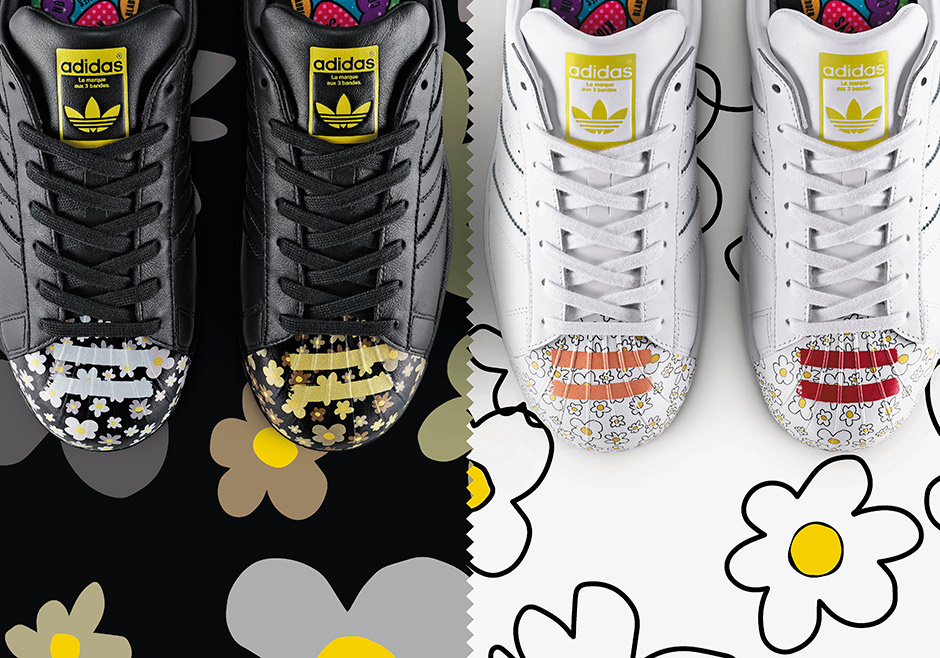 "Pharrell Hand-Picked All The Artists To Collaborate On The adidas ""Artwork"" Collection"