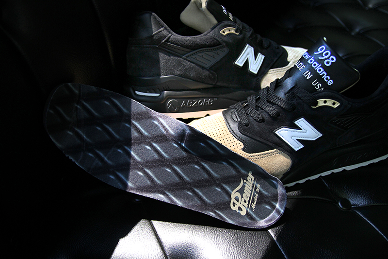 Premier x New Balance 998 Made in USA