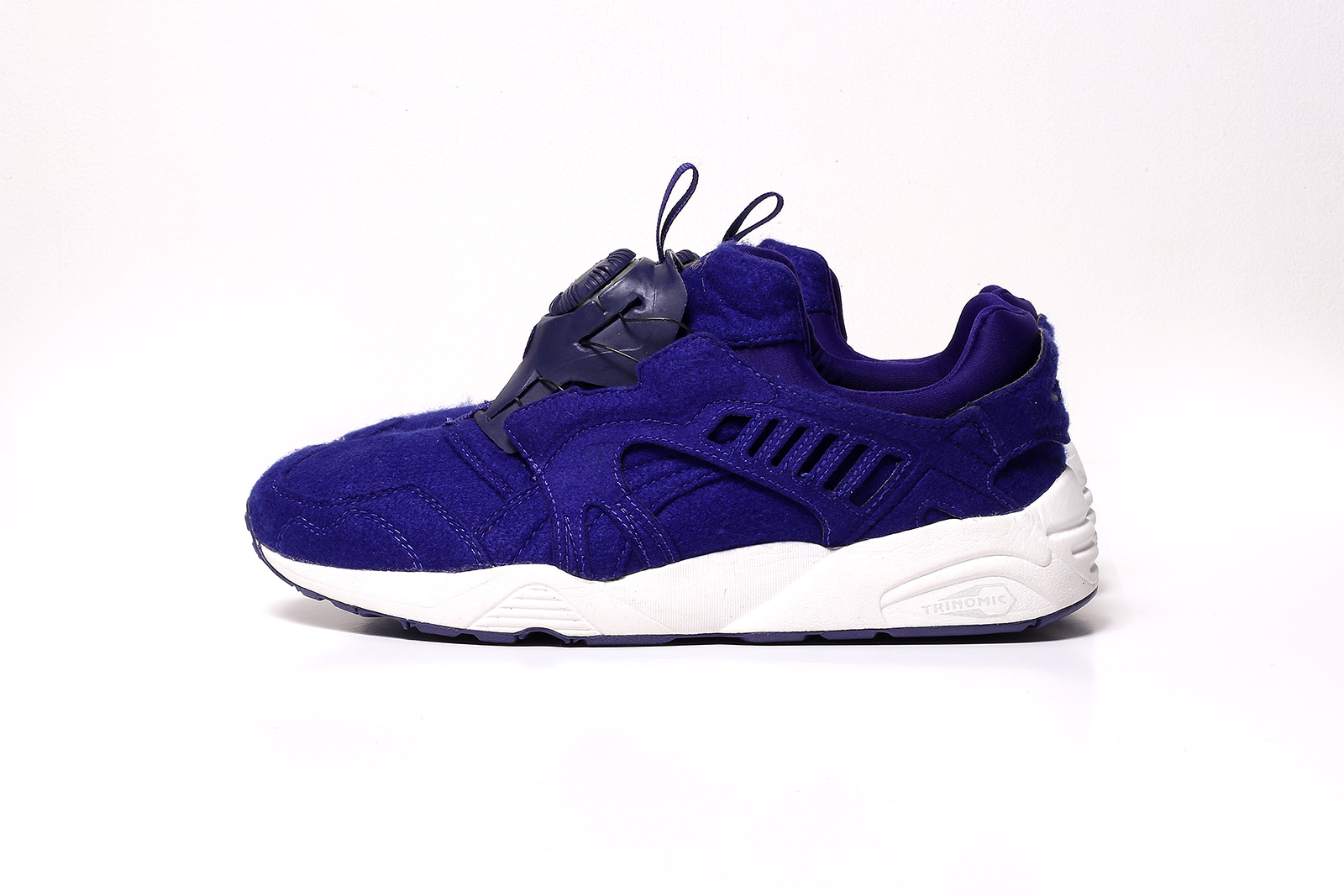 puma disc blaze bright wool pack sneakers addict. Black Bedroom Furniture Sets. Home Design Ideas
