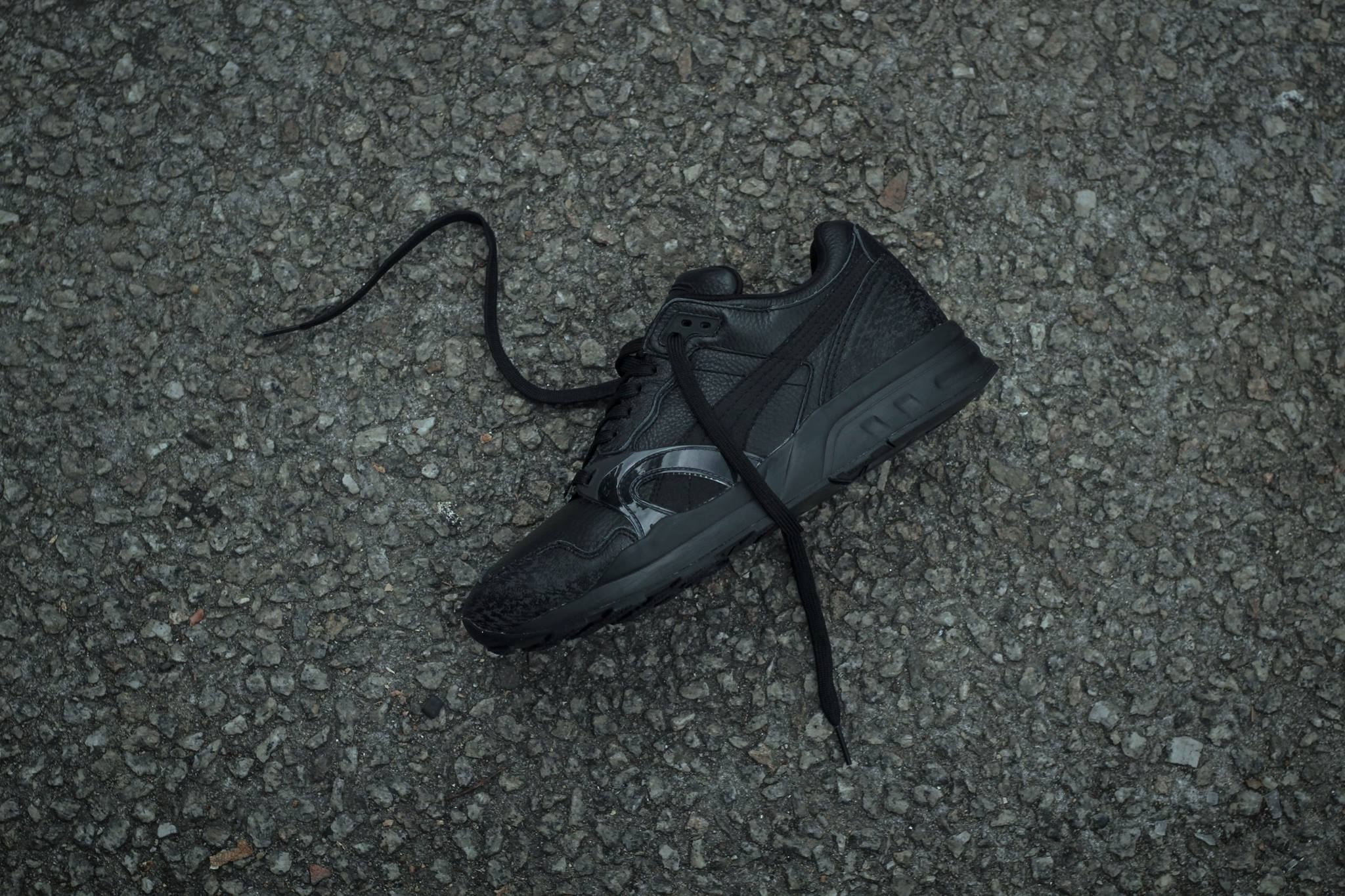 Puma Trinomic Snow Splatter Pack Triple Black Adidas Yeezy Ultraviolet Release Date