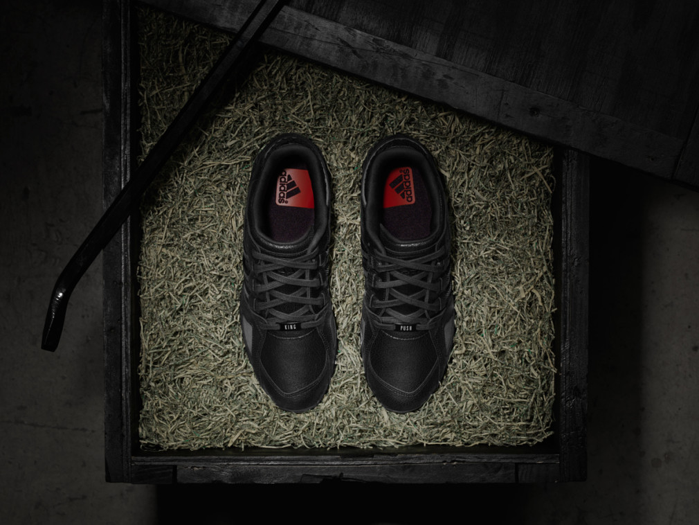 Adidas x Pusha T présentent The Black Market