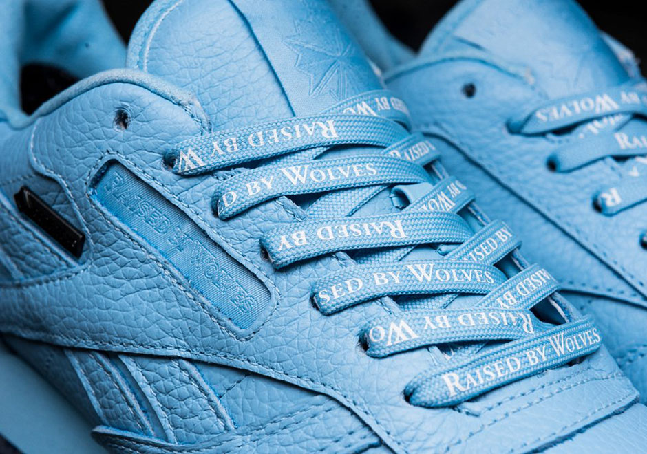 Raised By Wolves x Reebok Classic Leather GORE-TEX release date