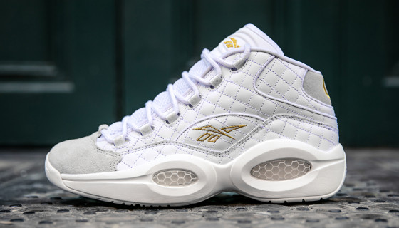 Reebok Question Mid White Party