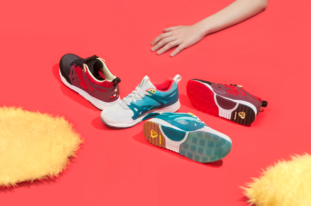 Reebok and The Hundreds Create a Pack for Aries and Taurus Sneakerheads