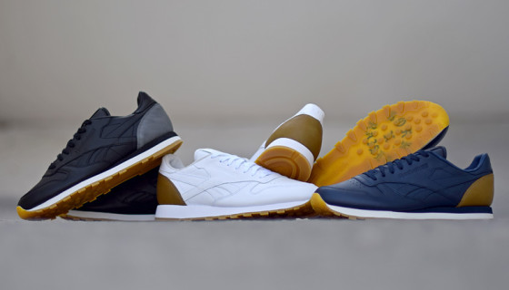 Reebok Classic Leather Pack by Born x Raised
