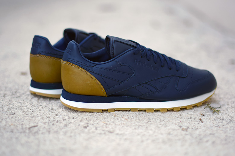 Reebok CL Leather Pack by Born x Raised