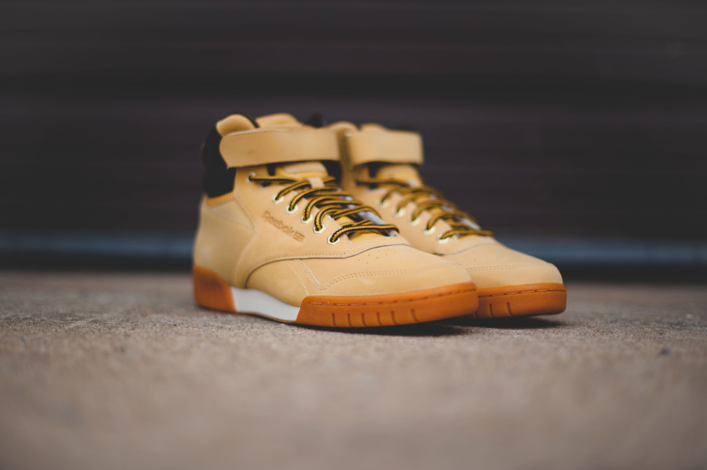Reebok Exofit Plus Hi Wheat