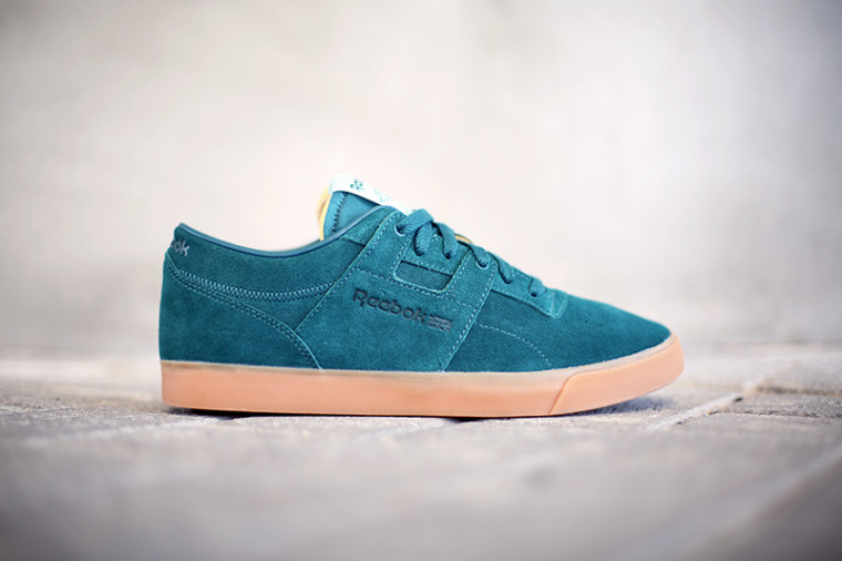 Reebok Workout Clean Low - Collection Automne 2015