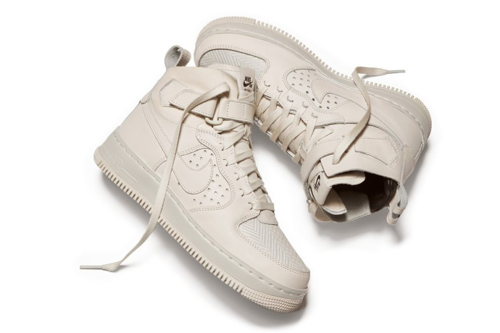 Rochambeau x NikeLab Air Force 1 Hi CMFT Tech Craft