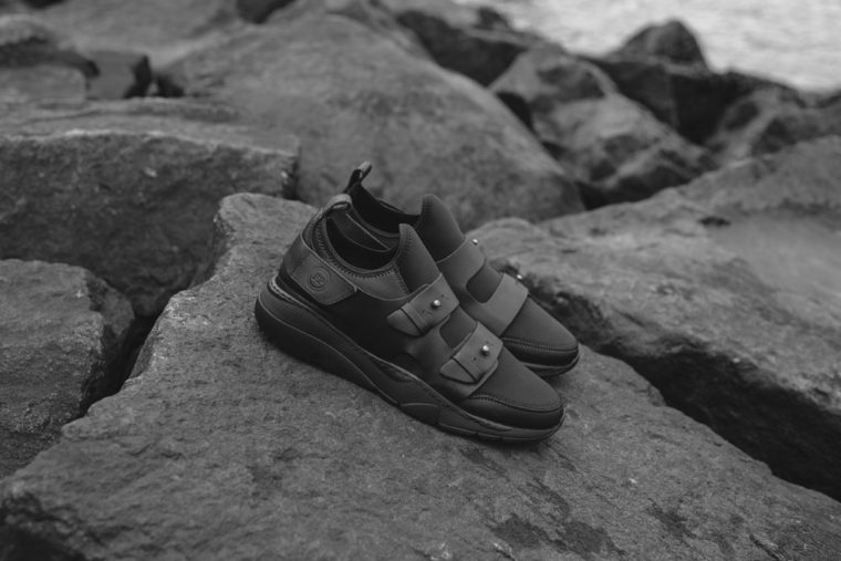 Ronnie Fieg x Filling Pieces Sandal Trainer