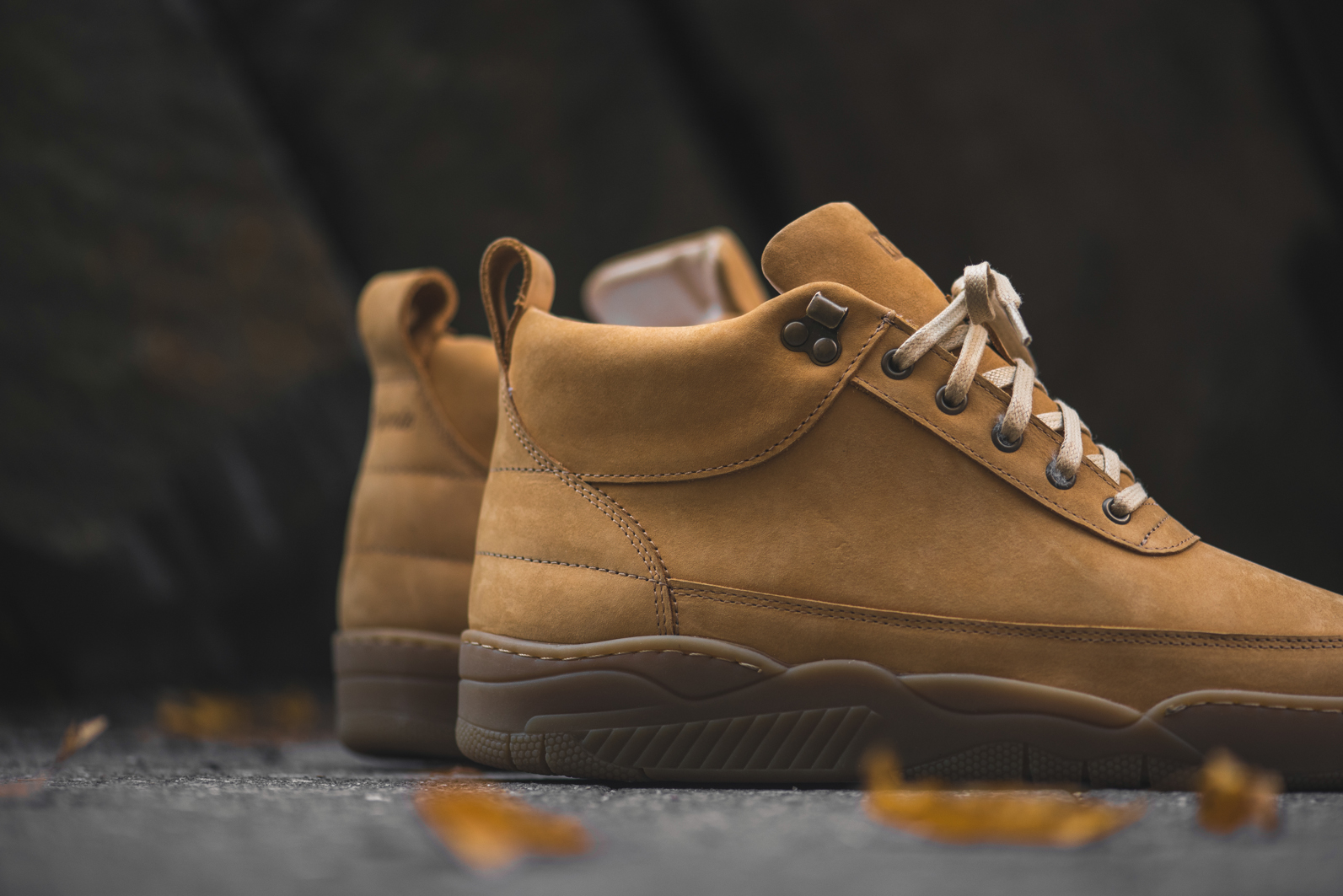 Ronnie Fieg x Filling Pieces RF-Mid II Release reminder