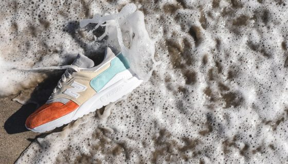 Ronnie Fieg x New Balance 997.5 Cyclades