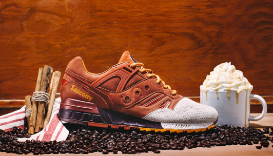 Saucony Originals Grid SD Pumpkin Spice